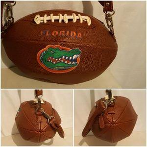 Handbags - Florida Gator Football Purse